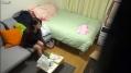 一般女性の日常を数日間隠し撮り・ストーキング&オナニー覗き見 Vol.02